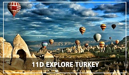 11D EXPLORE TURKEY
